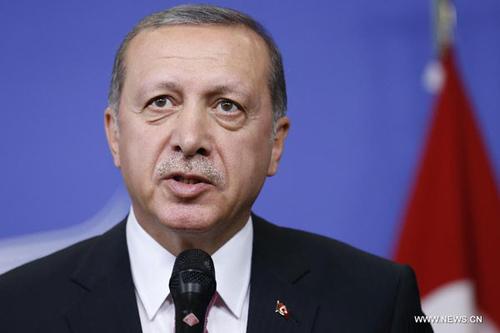 Turkey launches military operation in Syria's Idlib: Erdogan