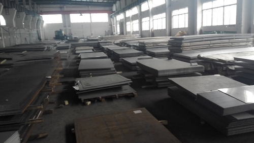 Our Company Export 2507 Super Duplex Steel Plate to India