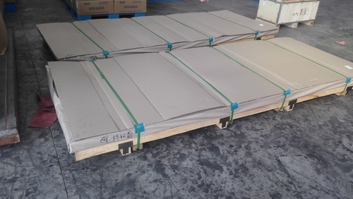 304 Stainless Steel Sheet 1.0*1219*3048mm With NO.4 Finish Export to USA