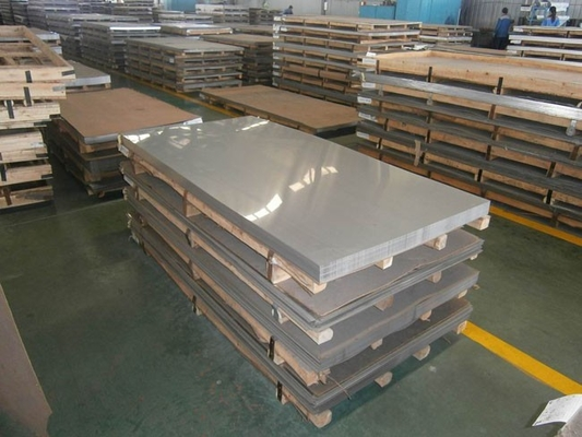 Hot Rolled 1.4301 Inox 304 SS Stainless Steel Sheets And Plates
