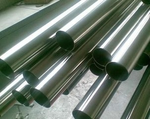 304 316 201 Stainless Steel Tubing For Car Muffler Industry / Food / Decoration