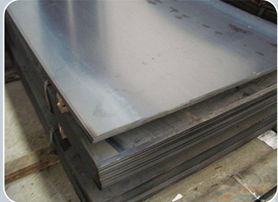 China Corrosion Resistant Super Alloy Hastelloy c276 Plate / Hastelloy c22  Plate supplier