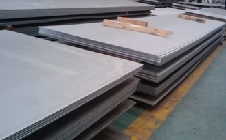 Finish Hot Rolled Stainless Steel Duplex Plate 2205 / S31803 SS Plate S31803