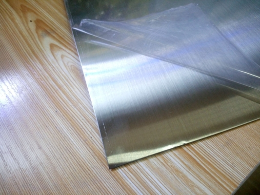 304 321 316L Stainless Steel Sheet with Professional Surface Treatment