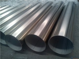 China ISO Stainless Steel Welded Pipe with Various Grade Surface Treatment supplier