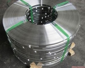 China 201 304 BA Finish Stainless Steel Coils Strip supplier