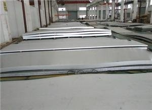 Cold Rolled 316Ti Stainless Steel Sheet 316Ti Stainless Steel Properties DIN1.4571 Sheet