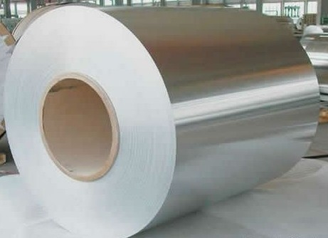 China Cold Rolled / Hot Rolled Stainless Steel Coils supplier