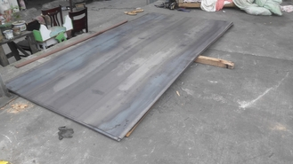 China 12Mm Q550D Stainless Steel Plates , low alloy cold rolled steel plate supplier