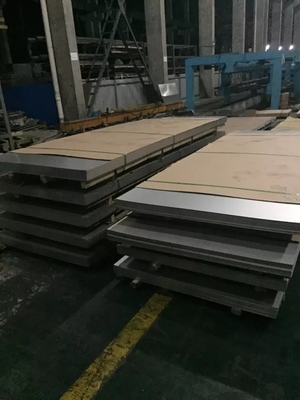 China 316L Stainless Steel Plate 1mm 0.3mm Thick Steel Sheet Metal For Industry supplier