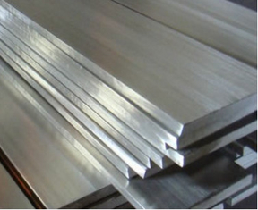 China Cold Rolled Brushed Stainless Steel Flat Bar , High Hardness ss flat bar 300 Series supplier