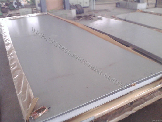 China Hot Rolled / Cold  Rolled 2mm Thick 316l Stainless Steel Sheet For Construction supplier