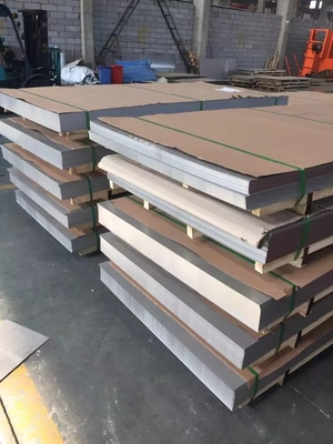 China 310S Alloy Steel Plates INOX 310S 1.4845 Stainless Steel  Metal Plate for industry supplier