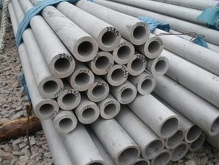 "China Seamless Stainless Steel Pipe Malay Tube 24"" Diameter Stainless Steel Tube supplier"