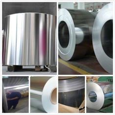 2B/BA Finish 201/202/304/321/316 Stainless Steel Roll Sheet / Strap / Circle