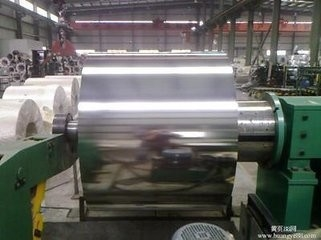China 2B BA HL 6K 8K Mirror Surface Finish Grade 201 Stainless Steel Coils For Decoration supplier