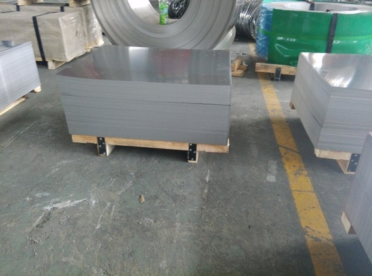 INOX 316LN Stainless Steel Sheet Metal ASTM A959 316LN (S31653) Stainless Steel Sheet