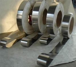 430 2B / BA Finish Stainless Steel Strip