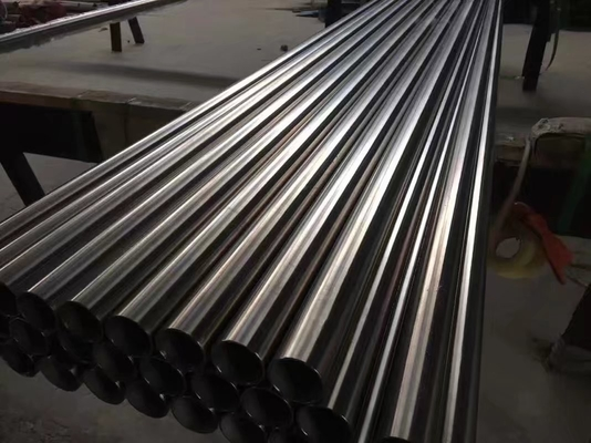 316l SS Welded Pipe Seamless Round Pipe