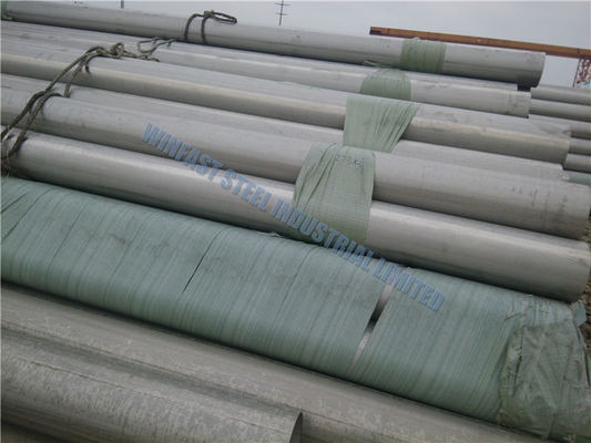 China Industru Large Diameter LSAW ERW EFW 304 304L 321 316L 309S 310S Stainless Steel Welded Tubes Pipes supplier