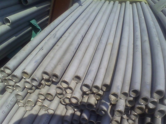 China AISI 321 Stainless Steel Seamless Tube TP321  Seamless Stainless Steel Pipe supplier