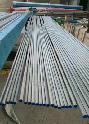 XM-19 Tubes Small Diameter Thick Wall Seamless Stainless Stee Pipes