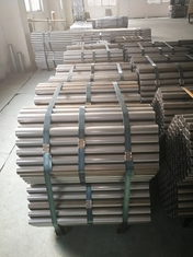 China AISI 409 Stainless Steel Welded Pipe for Car Muffler 0.5-3mm thicknessOD 54MM supplier