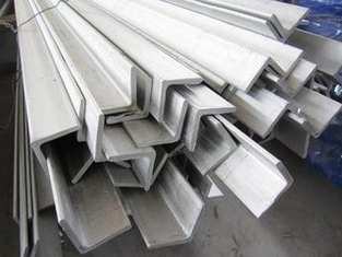 HR MS Carbon O Stainless Steel Angle Bar Hot-rolled Milled / Structural Steel Angle