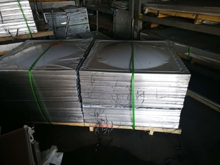 China 2B SUS444 Stainless Steel Sheet EN1.4521 AISI Corrosion Resistance supplier