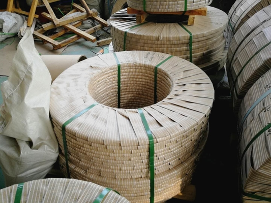 China 0.01 - 3mm thick 301 Stainless Steel Coils SUS301 1/2 Hard / Full Hard Stainless Steel Strip supplier