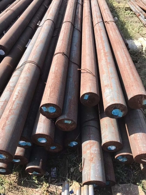 China 38CrMoAl Steel Round Bar 38Crmoal Alloy Structural Steel Heat Treatment supplier
