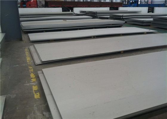 China 0Cr17Ni7Al 17-7PH/S17700 Stainless Steel Sheet Bright Precipitation Hardening supplier