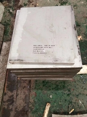China Hastelloy Plate B-3 / UNS N10675  Surper Corrosion Resisting Nickel Alloy Sheet supplier
