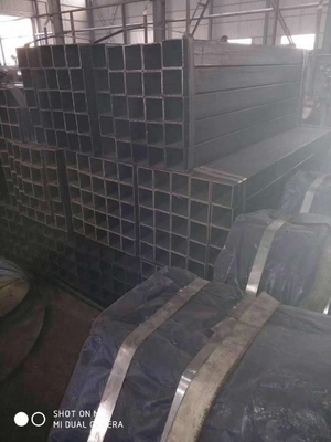 China Electrical Hdg Hot Dipped Galvanzied Round Steel Pipe / Carbon Steel Pipe For Structure supplier
