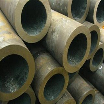 China ASTM A53 Gr. B ERW Schedule 40 Black Carbon Steel Pipe Used For Oil and Gas Pipeline supplier