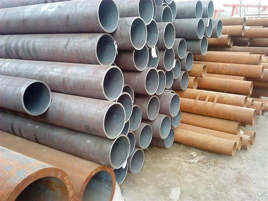 China Bs 1387 / En39 / En10219 Erw Seamless Steel Pipe Carbon Galvanized Round Steel Pipe supplier