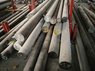 China 440A Stainless Steel Round Rod , Stainless Steel Round Bar 440A supplier