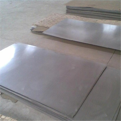 Incoloy 825 UNS N08825 Cold Rolled Stainless Steel Sheet Certificated