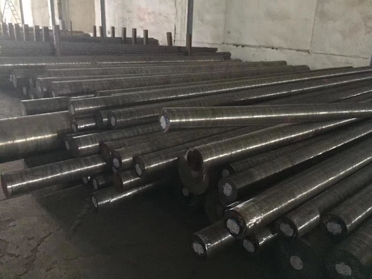 China Grade 1.2787 ESR Equvelant To AISI 431 431 Stainless Steel Alloy Round Bars supplier