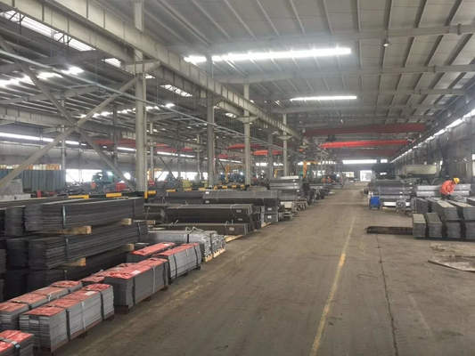 China Heat Treating 440c Ss Steel Sheet Hardness 45HRC Corrosion Resistance supplier
