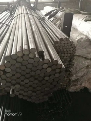 China SAE SAE1010 1020 S20C Cold Drawn Steel Bar Round Shaped Bright Surface supplier