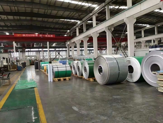 China 1.4845 X8CrNi25-20 Stainless Steel Plates High Temperature Resistance supplier