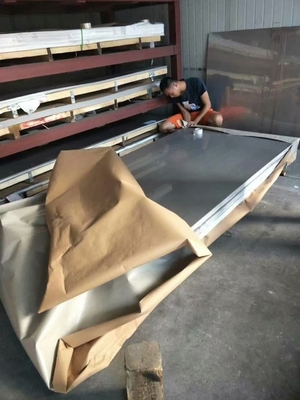 China 440 C Cobalt Steel Ss Sheet 5 Mm Thickness High Carbon Chromium Stainless Steel supplier