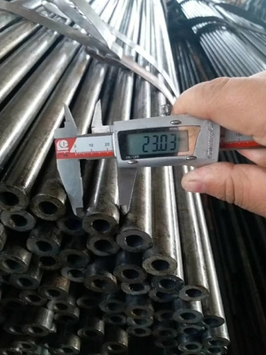 Cold Drawn Precision Seamless Steel Pipe Outer Diameter 6.35-140mm Inner Diamter 13-130mm