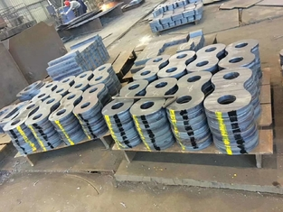 VCN200 DIN1.6580 Alloy Steel Plate 30CrNiMo8 EN10083-3 Without Any Twist And Bending
