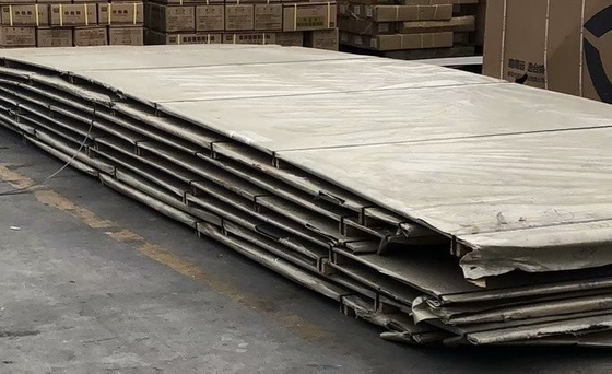 Hastelloy C2000 Alloy Steel Sheet C2000 Material Hastelloy C2000 Composition