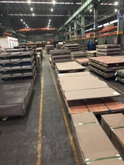ASTM A240 443 Stainless Steel Sheet AWS 1.4435 Stainless Steel Properties