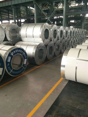 60 - 275g /m2 Hot Dipped Galvanized Steel Coil With ASTM A653 / SGCC / DX51D