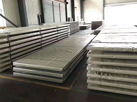 Cold Rolled 304 Stainless Steel Sheet 2B BA Finished DIN1.4301 Inox Metal Sheet