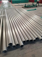 2205 Stainless Steel Welded Pipe ASTM A790 S31803/ S32205 Duplex Steel Tube